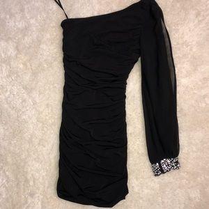 DEB BODY-CON HOMECOMING/PROM DRESS
